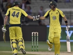 Virat Kohli's Ton Goes in Vain, Australia Ride on Glenn Maxwell 96 to Take Unbeatable 3-0 Lead