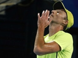 Ivo Karlovic an Early Casualty at Auckland Classic