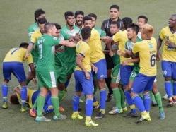 Taisuke Matsugae Stars in Mumbai FC's win over Salgaocar SC in I-League