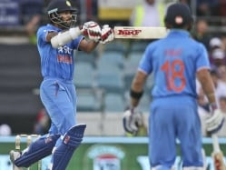 India vs Australia, Highlights, 4th ODI: Virat Kohli, Shikhar Dhawan Centuries in Vain as MS Dhoni's Men Bite Dust, Again
