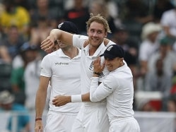 Johannesburg Test: Stuart Broad Bowls England to Series Victory Over South Africa