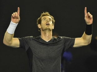Australian Open: Andy Murray Puts Off-Field Issues Behind Him With Win Over Bernard Tomic