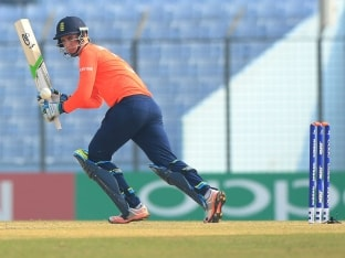 Under-19 World Cup: England Beat West Indies to Step Closer to Quarterfinals
