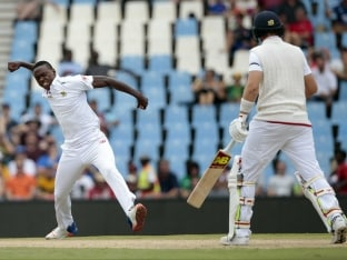 Kagiso Rabada Takes Seven as South Africa Stretch Advantage