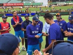 Barinder Sran Credits Ashish Nehra, Bhuvneshwar Kumar For His Emphatic T20I Debut