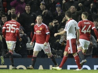FA Cup: Wayne Rooney Saves Manchester United Blushes, Arsenal And City Through to Fourth Round