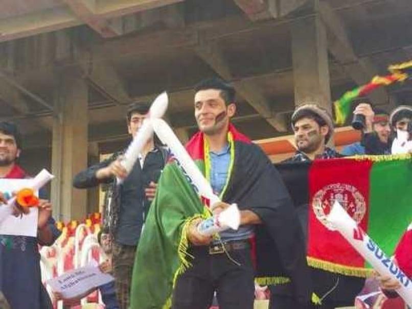 Afghans Warned Against Joyful Gunfire Ahead of South Asian Football Federation Cup final