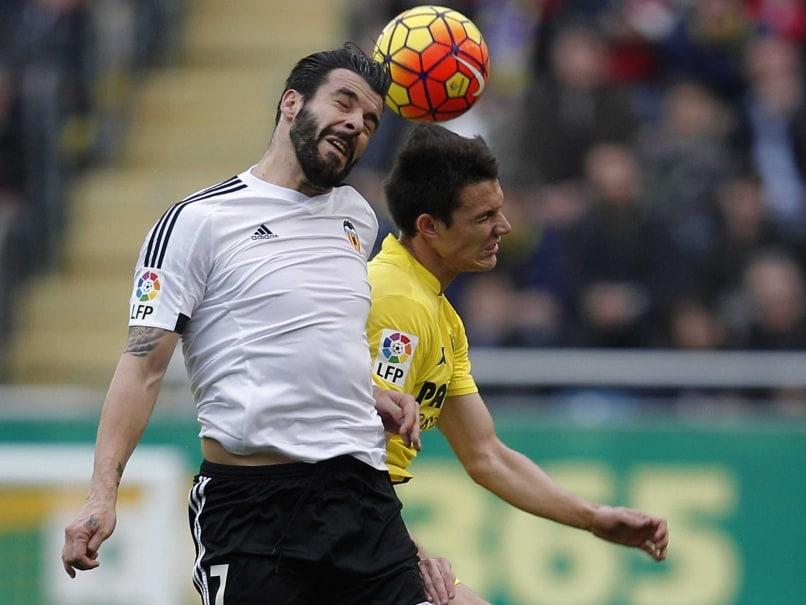 Hat-Trick Hero Alvaro Negredo Hails Gary Neville's Impact After Valencia's Win