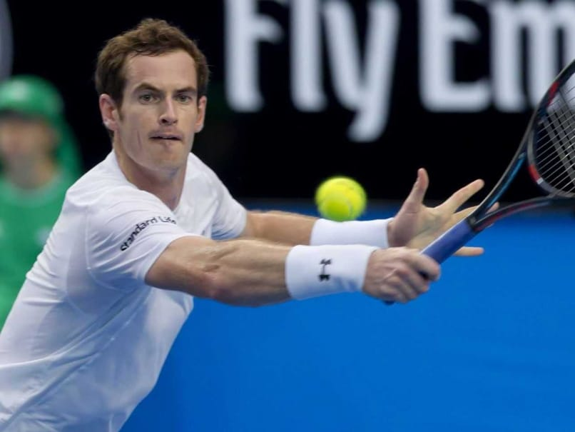 Andy Murray Off to Flying Start in Hopman Cup