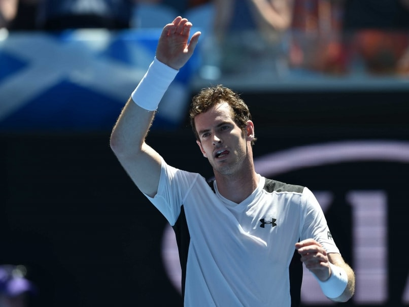 Andy Murray Cruises Into Second Round, Venus Williams Suffers Shock First-Round Exit