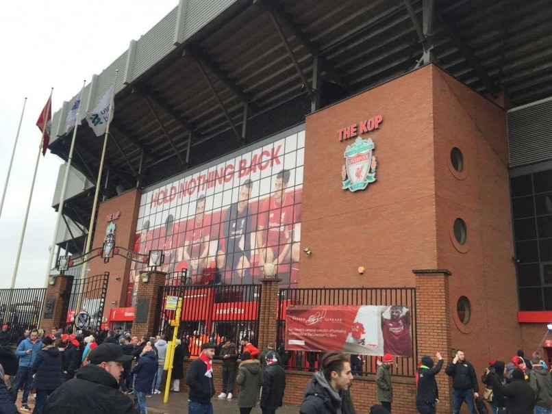 Behind Enemy Lines: A Man United Fan in Liverpool