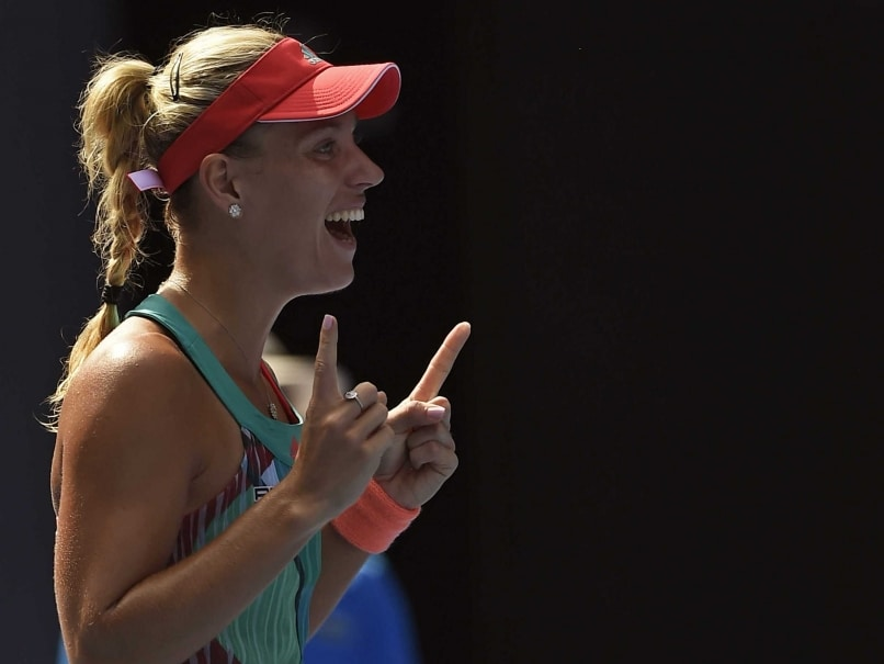 Australian Open 2016: Angelique Kerber Enters Maiden Grand Slam Final, To Meet Serena Williams