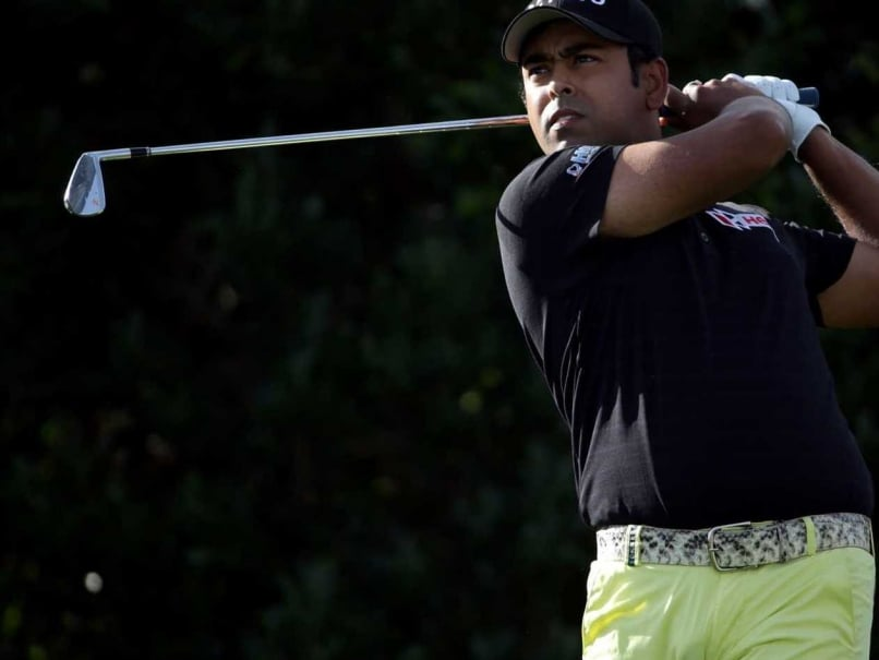Anirban Lahiri Off to Sensational Start, Shares Lead in Career Builder Challenge Golf