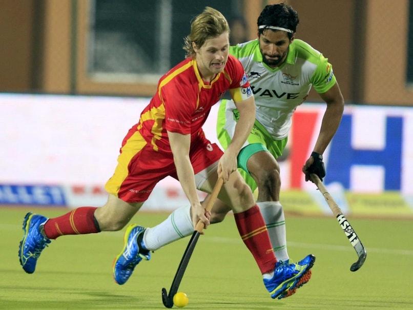 Hockey India League: Ashley Jackson