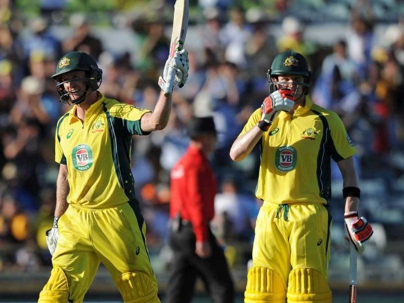 India vs Australia 1st ODI: Rohit Sharma's Ton in Vain as Steven Smith, George Bailey Star in Hosts' Win