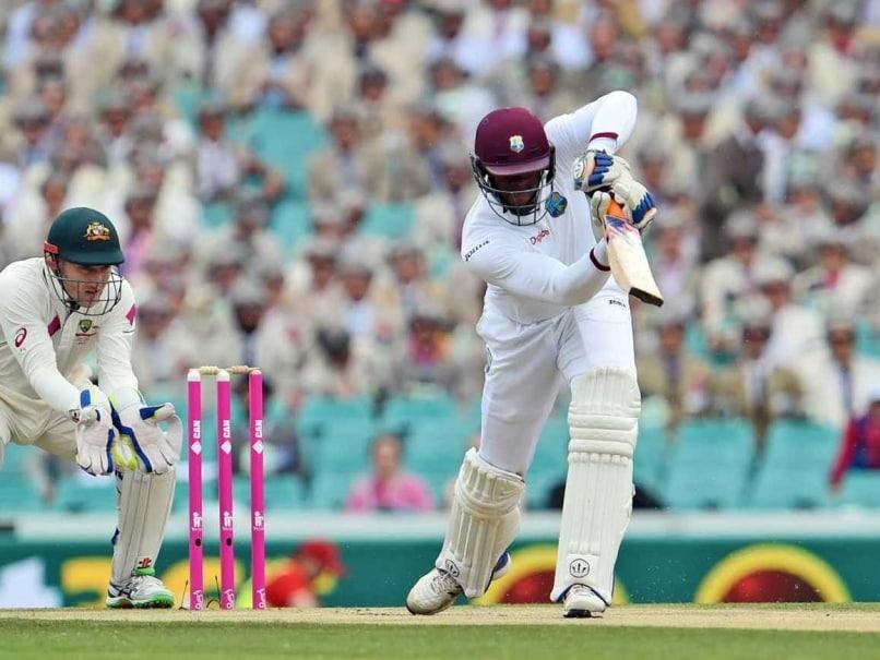 Sydney Test: Carlos Brathwaite Stars on Rain-Marred Day 2 for West Indies