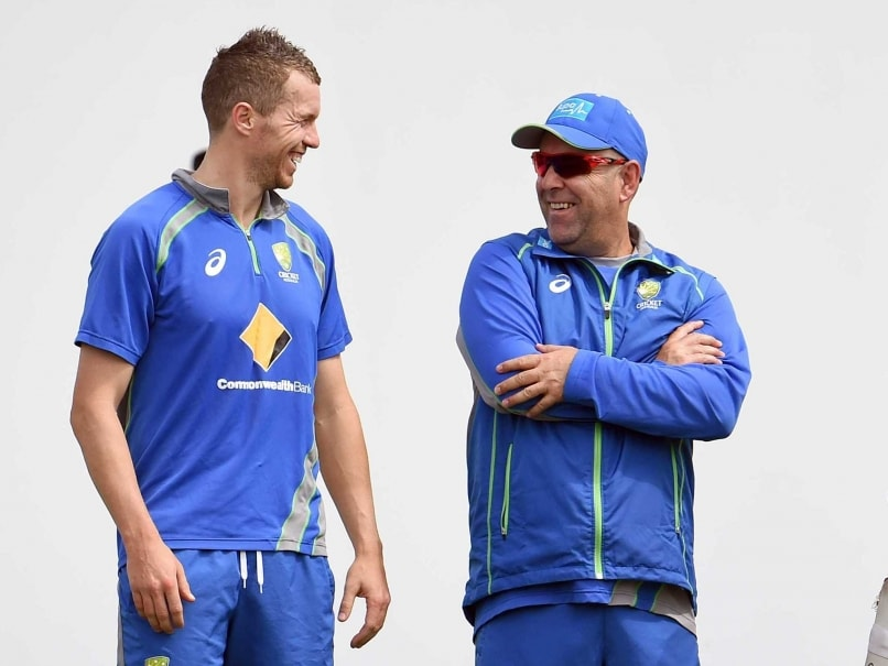 Darren Lehmann Hopes Youngsters Will Come Good Against India in ODI series