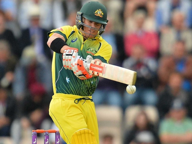 David Warner Says ODIs Getting Tough for Bowlers, Heaps Praise on Glenn Maxwell