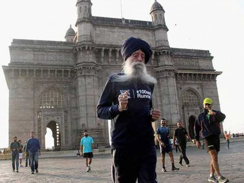 Fauja Singh - A Superman Still Going Strong at 104