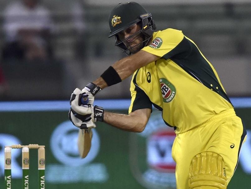 Glenn Maxwell to Miss First T20I vs India on January 26 | Cricket News