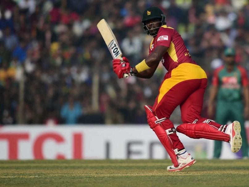 Hamilton Masakadza, Neville Madziva Level Series For Zimbabwe