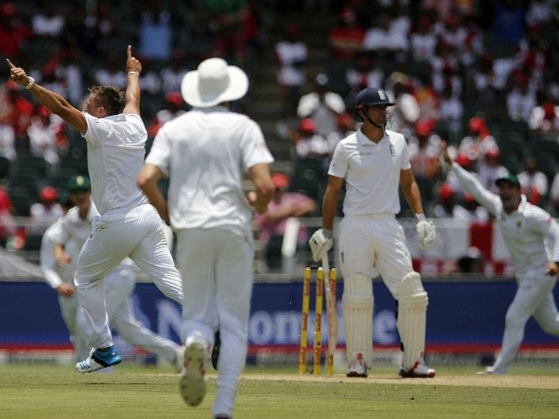 Hardus Viljoen Revels in Historic Moment for South Africa