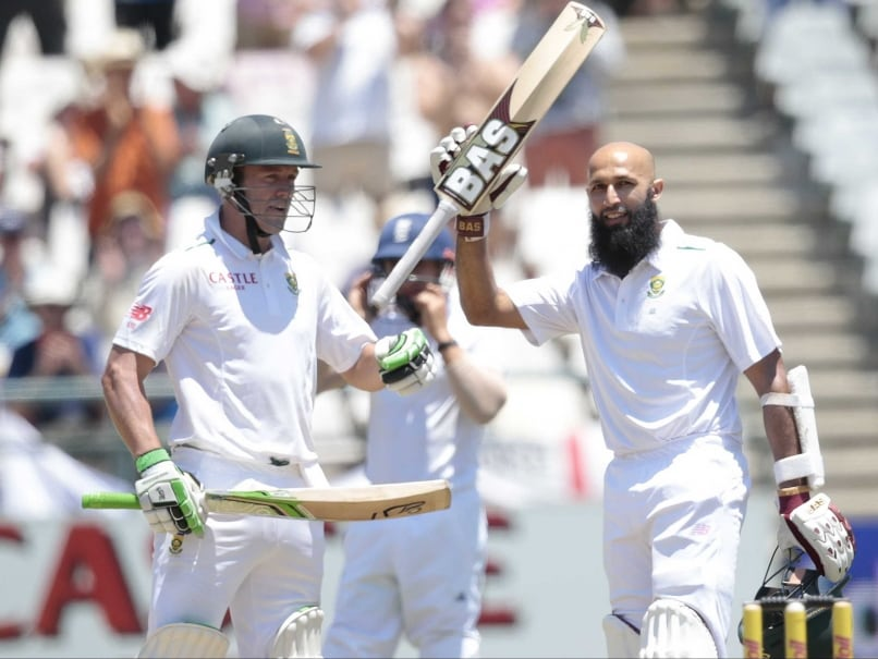 Cape Town Test: Hashim Amla, AB de Villiers Join Elite List