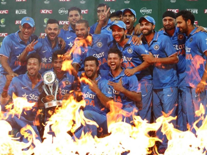 India Sweep Twenty20 Sydney 3101
