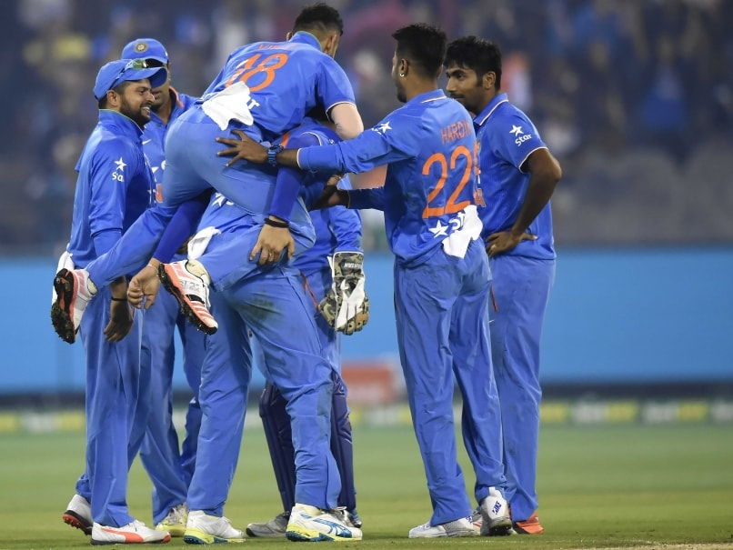 India Team Victory Melbourne 2901