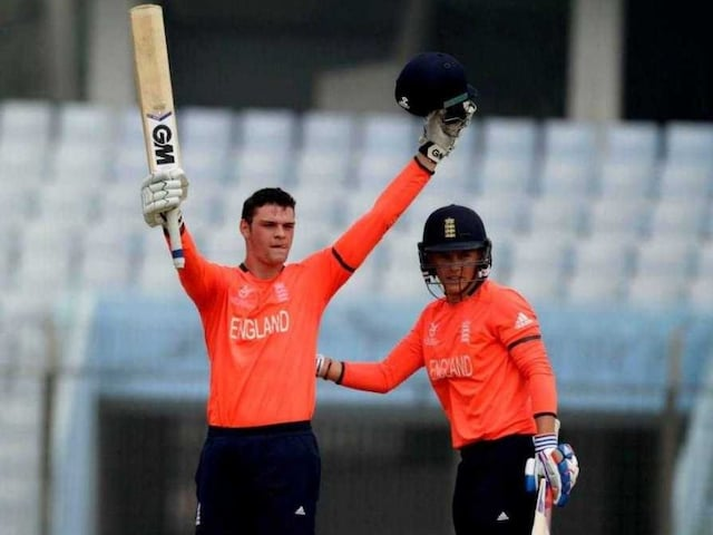 U19 World Cup: Burnhams Third Ton Helps England Crush Namibia