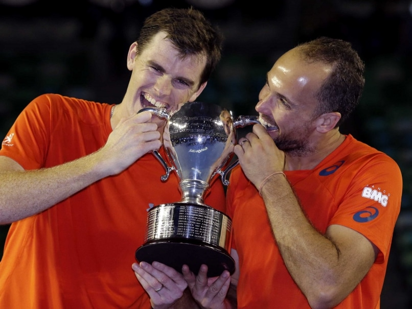 Jamie Murray-Bruno Soares Win Australian Open Doubles Title