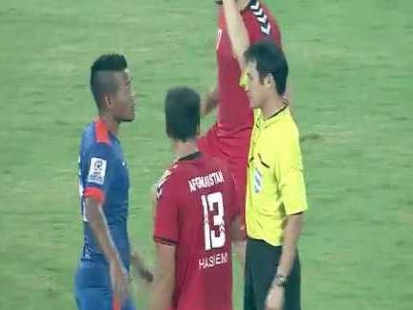 Jeje Lalpekhlua's yellow card may be a cause of concern.