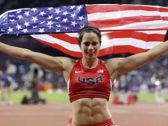 Jenn Suhr Sets Womens World Indoor Pole Vault Record
