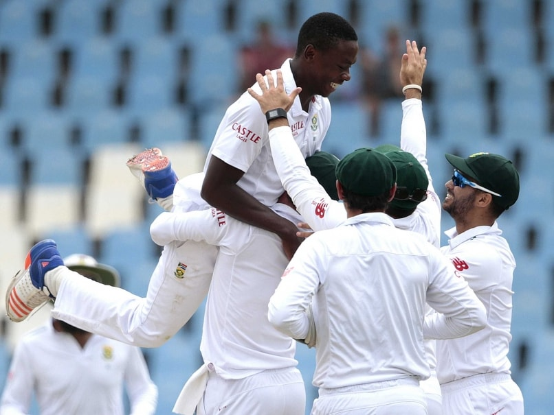 Kagiso Rabada's 13-Wicket Haul Takes South Africa to Crushing Win Over England