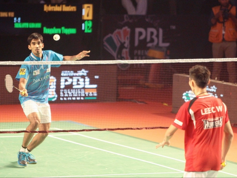 Premier Badminton League: Kidambi Srikanth Relishes His Win Over Lee Chong Wei