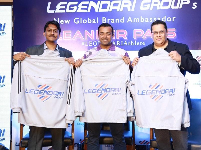 Leander Paes Appointed Global Brand Ambassador of Legendari Group