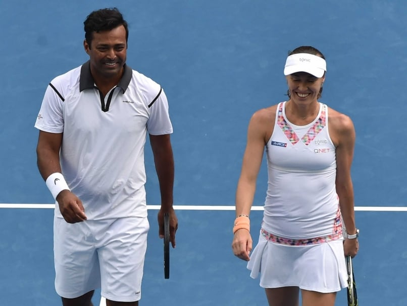 French Open: Sania Mirza-Ivan Dodig Take on Martina Hingis-Leander Paes in Final