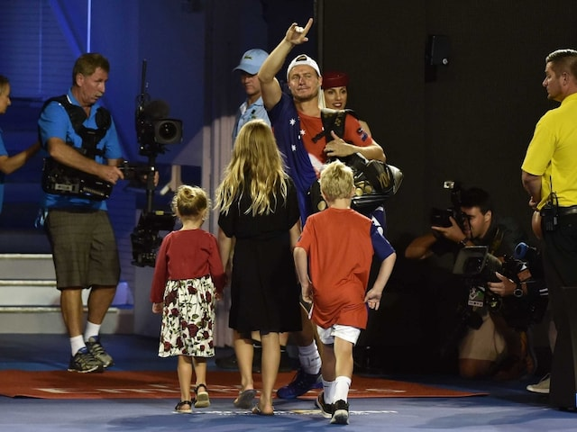 Australian Open: Lleyton Hewitts Singles Career Comes to an End After Loss to David Ferrer