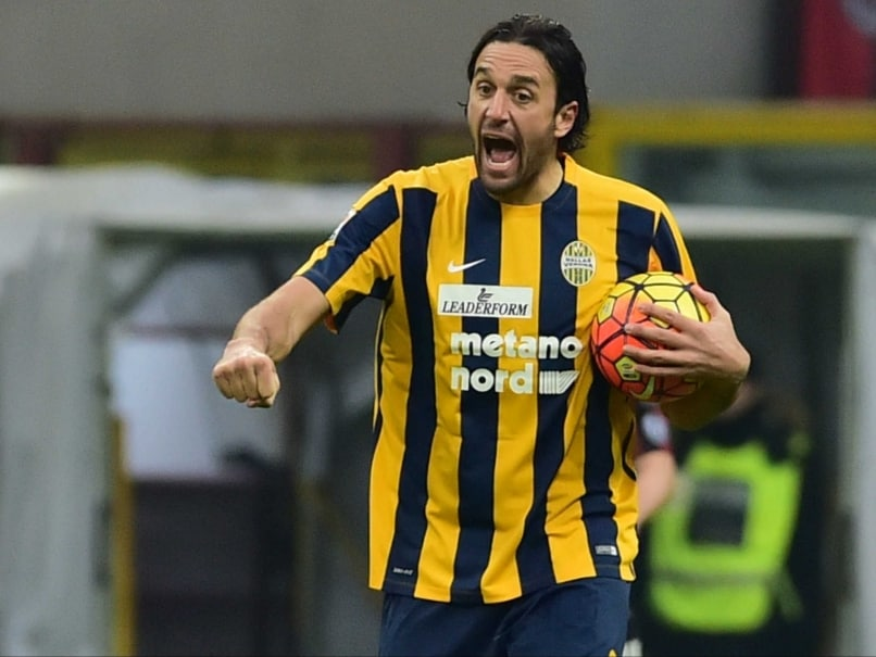 Luca Toni Still Contemplating Retirement at End of the Season