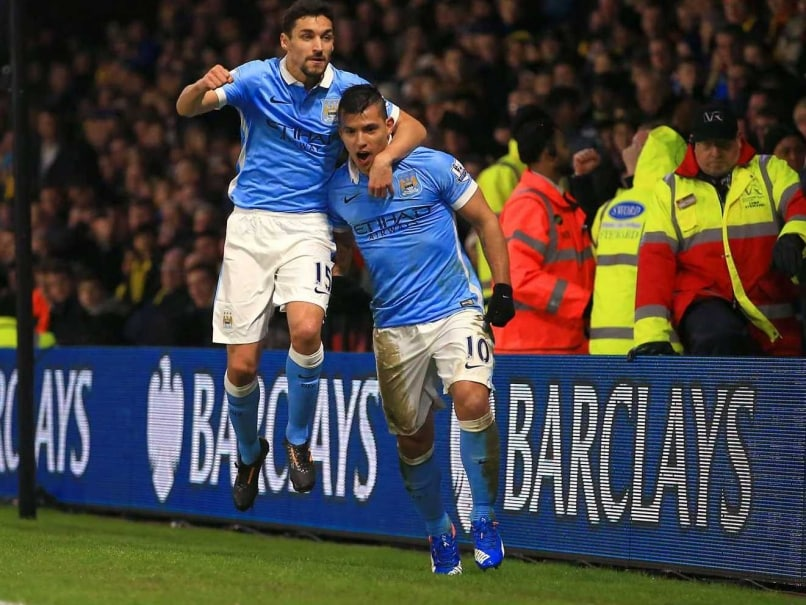 EPL: Manchester City Fight Back to Beat Watford 2-1