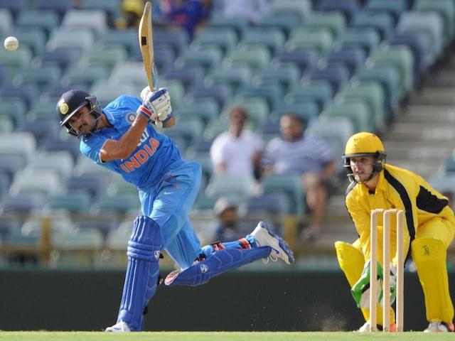 Manish Pandey Says Sydney Ton Big Boost to His International Career