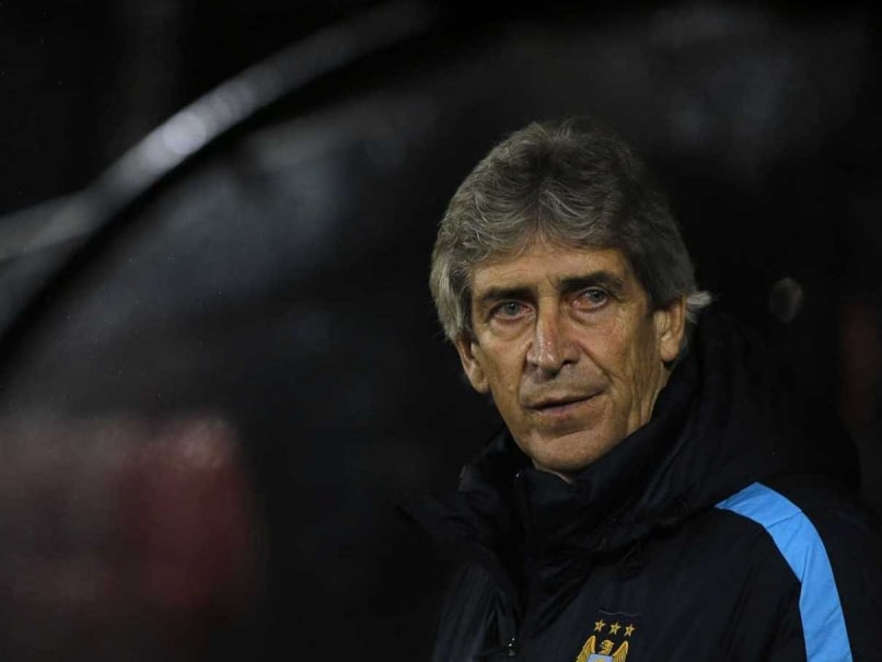 Manchester City Will Never Give up, Vows Manuel Pellegrini
