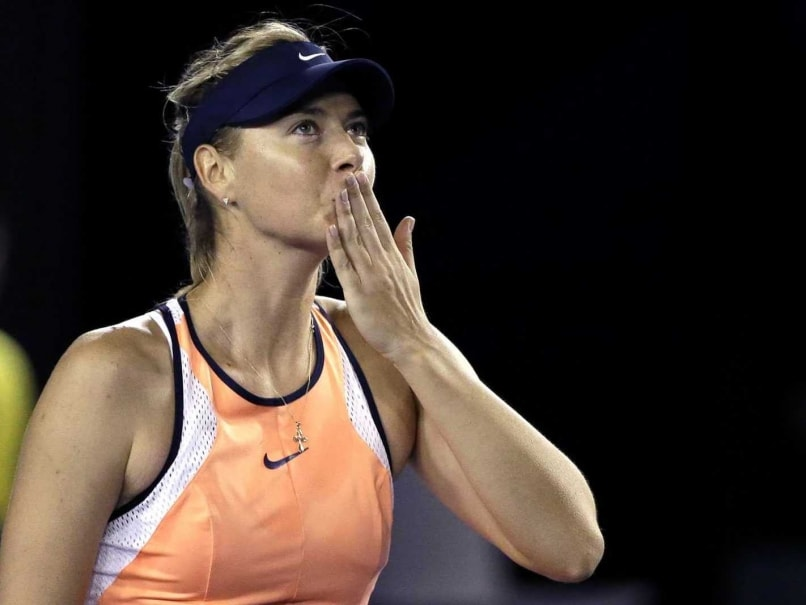 Maria Sharapova Stumbles at Times but Advances to Round Four of Australian Open