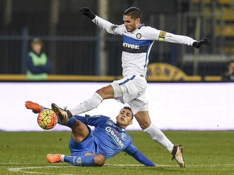Inter Milan Lead Five-Way Race For Serie A Crown After Empoli Win