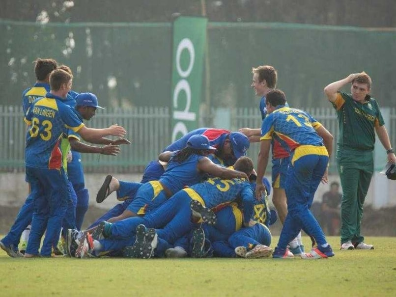Namibia Dump Defending Champions South Africa Out of 2016 U-19 World Cup