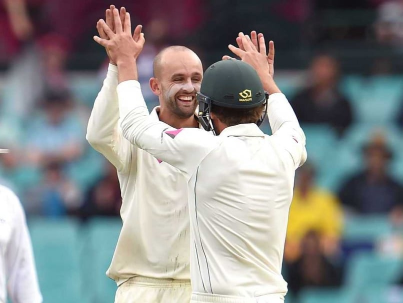 Sydney Test: Lyon Spins Australia Into Strong Position Over Windies