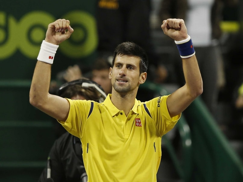 Novak Djokovic Cruises to Semifinals of Qatar Open, Rafael Nadal Struggles