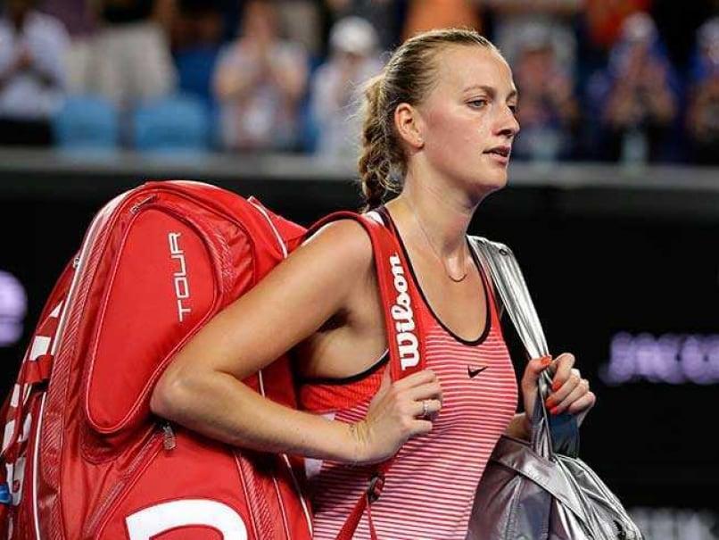 Australian Open: Petra Kvitova Sent Crashing by Aussie Giant-Killer Daria Gavrilova