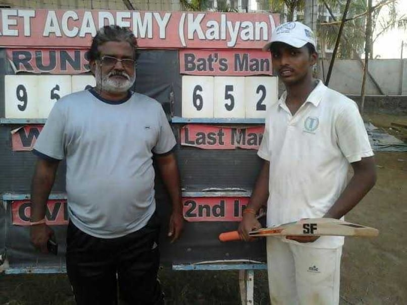 Pranav Dhanawade, Mumbai School Cricketer Re-Writes Record Books