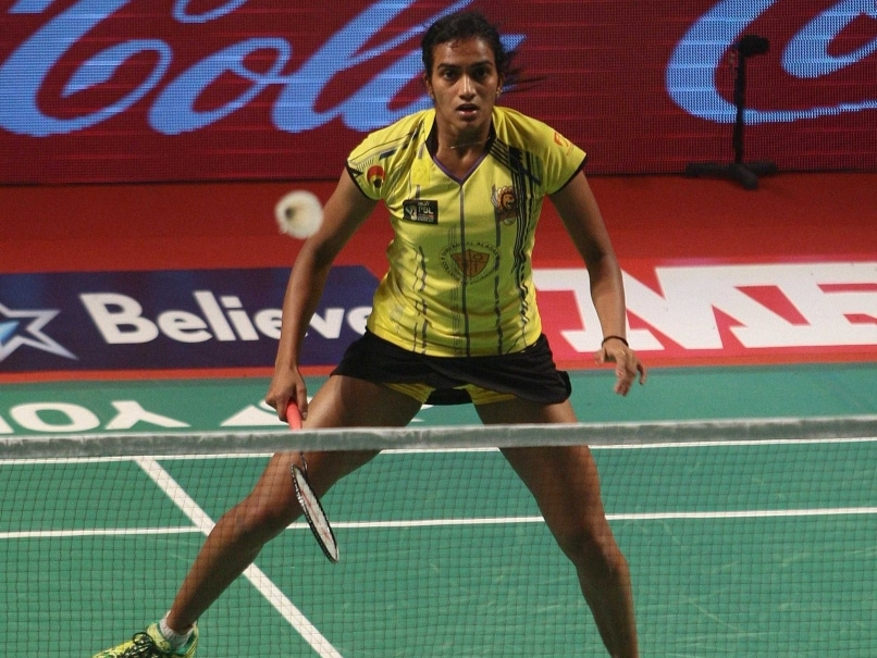 PV Sindhu Wins Trump Game As Chennai Smashers Defeat Delhi Acers In PBL Clash